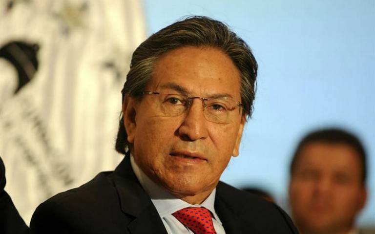 Detienen en EU al expresidente peruano Alejandro Toledo por caso Odebrecht