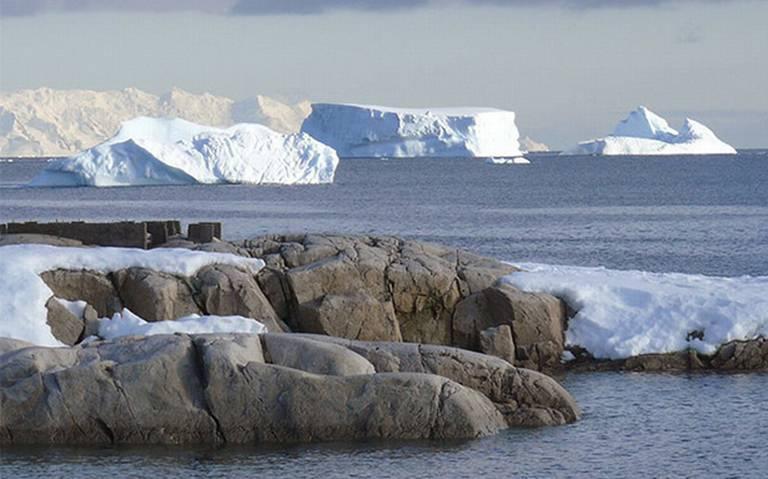 Deshielo de la Antártida marca nuevo récord en mayo