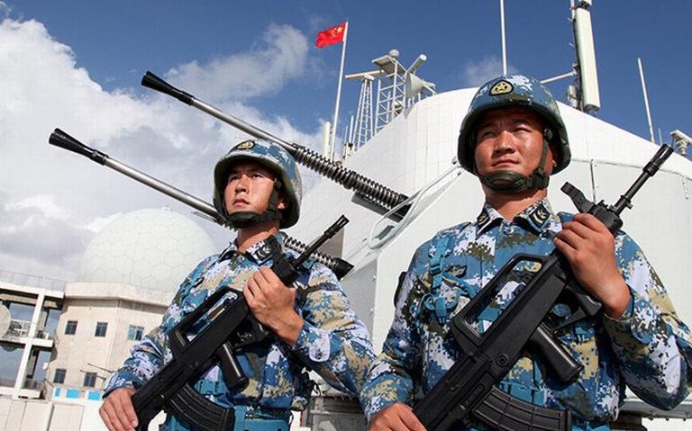 China cortará lazos con empresas de EU que vendan armas a Taiwán