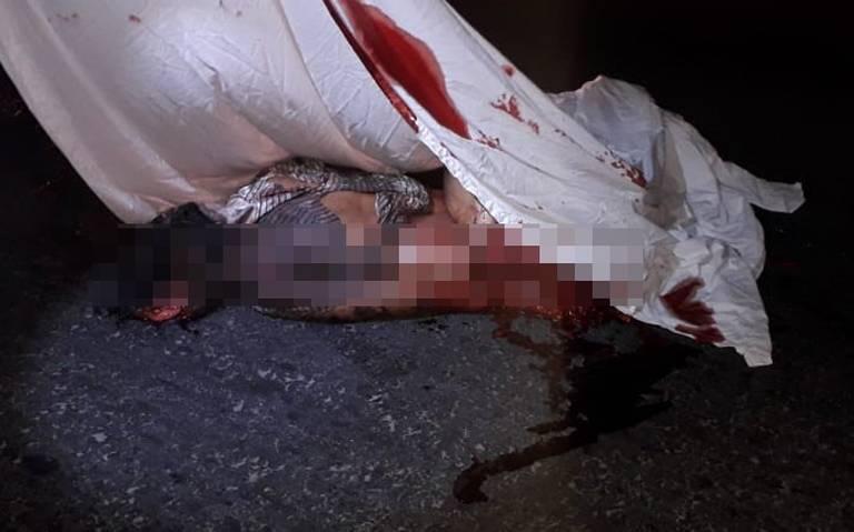 Lo destrozan tras brutal accidente en Texcoco