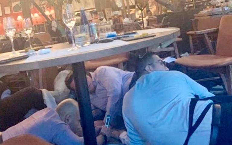 Israelí asesinado en plaza Artz era ex convicto: The Jerusalem Post