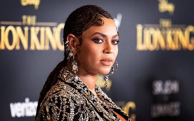 ¡Beyoncé triunfa en el estreno mundial de El Rey León!