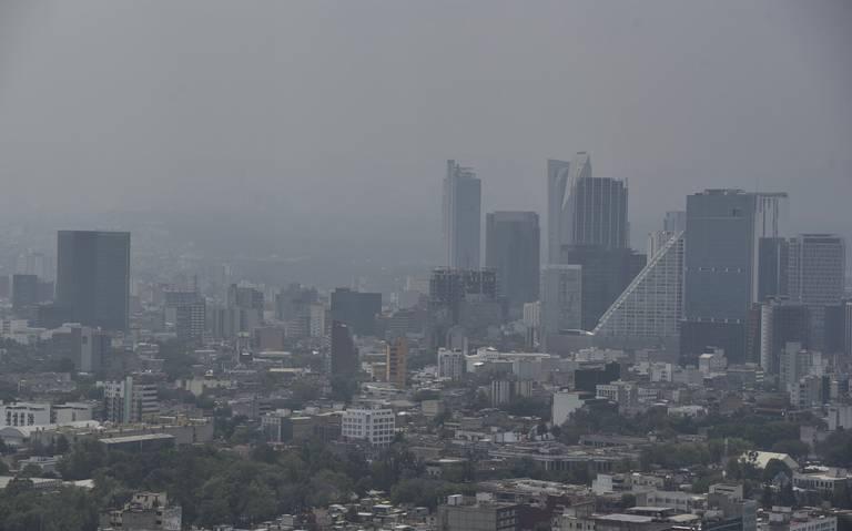 CAMe activa acciones preventivas por ozono en el Valle de México