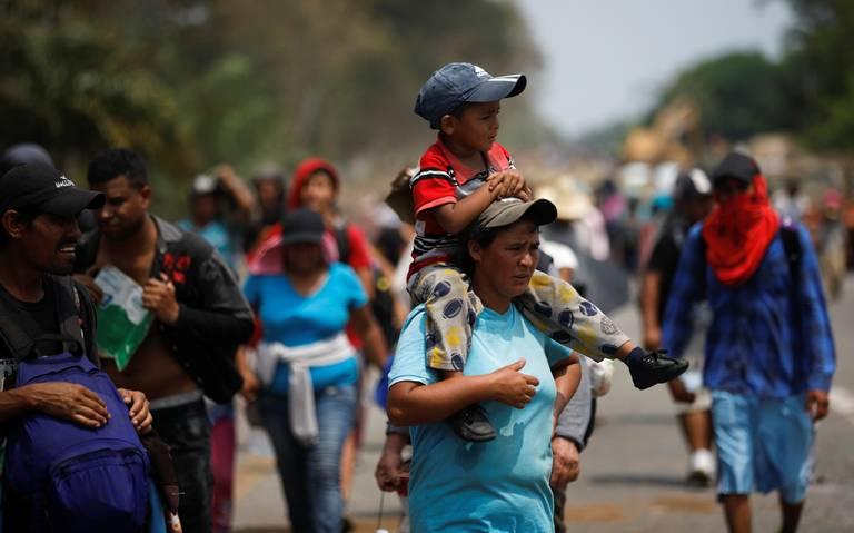 Trump confirma que redadas masivas de migrantes inician este fin de semana