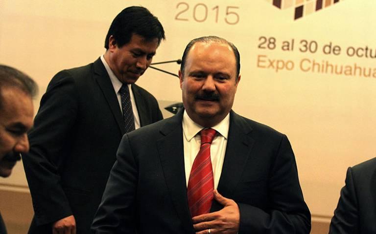 Juez en Morelos no ordenó arresto de César Duarte