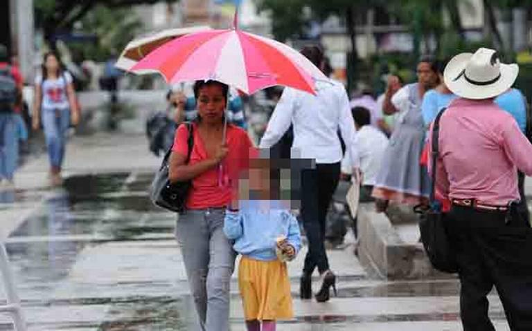Disminuyen lluvias 37 por ciento: Protección Civil