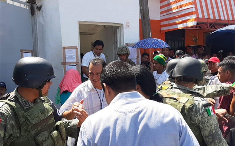 Asume Guardia Nacional oficinas de Regularización tras de corrupción de agentes del INM