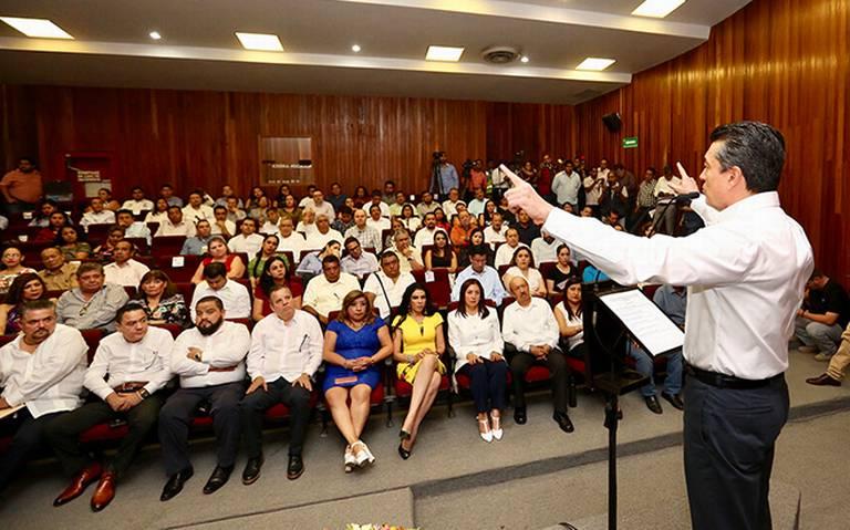 Actualización jurídica fortalece a instituciones encargadas de impartir justicia: Rutilio