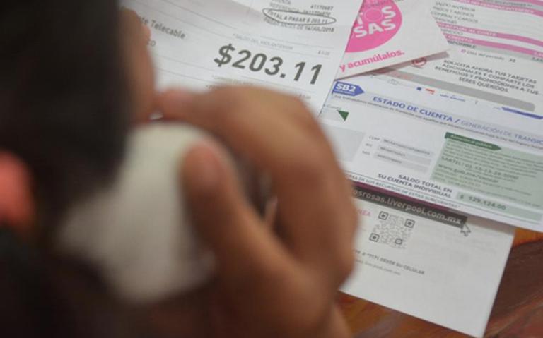 Condusef alerta sobre financieras fraudulentas
