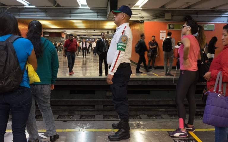 Por esta razón cerraran accesos en Metro Hidalgo
