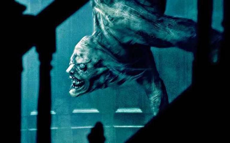 """""""Jangly Man"""", la nueva criatura de Guillermo del Toro"""