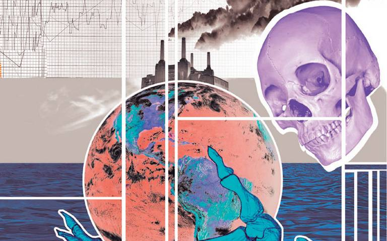 Exceso de CO2 culminaría en extinción masiva