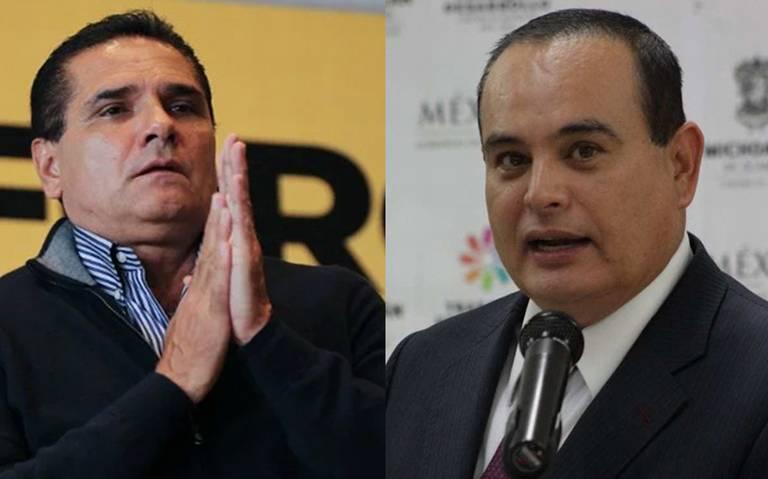 Funcionarios lamentan muerte de Martín Godoy, titular de la SSP de Michoacán