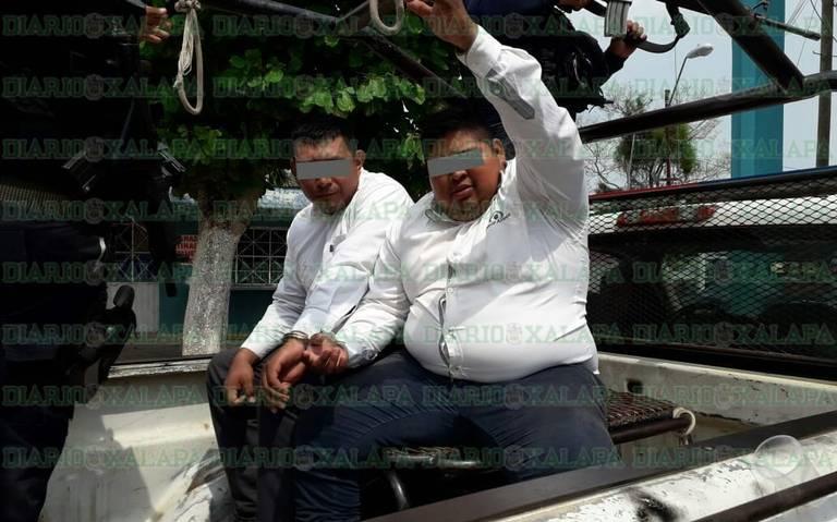 Intentan linchar a empleados de Banco Azteca; presuntamente actuaron prepotentes