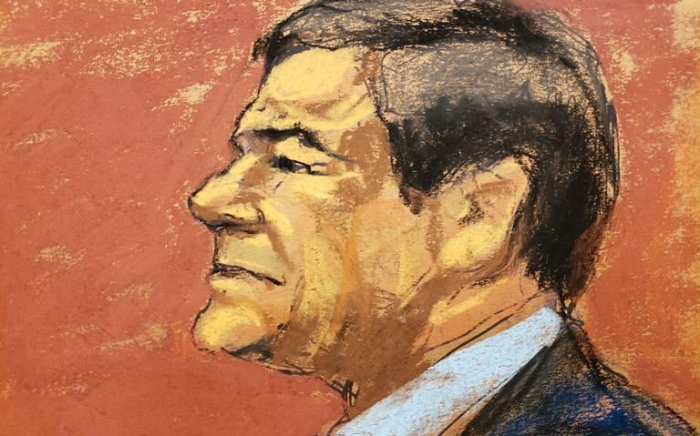Un juez de EU rechaza repetición del juicio de El Chapo
