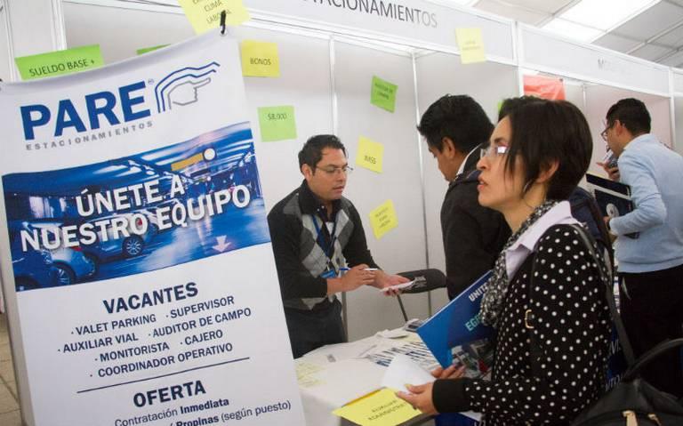 Mexicanos piden más y mejores empleos, según encuesta