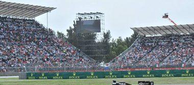 Fórmula 1, cada vez más cerca de no irse de la Ciudad de México