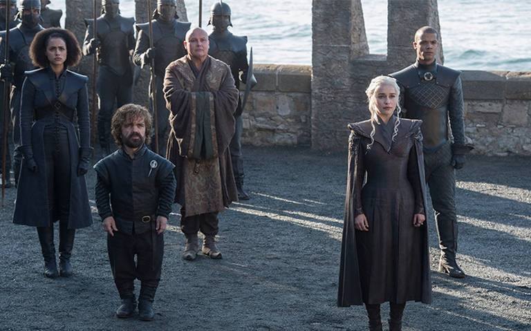 Game of Thrones rompe récord con 32 nominaciones a los Emmy