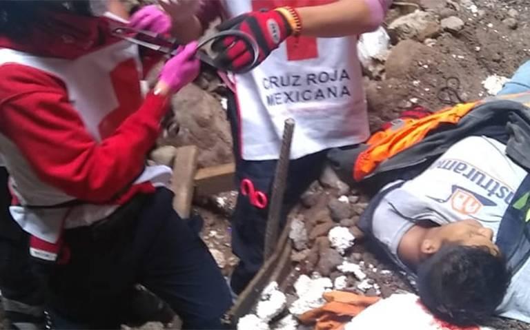 Golpazo en la cabeza le quita la vida a un albañil, en Iztapalapa