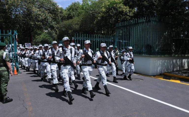 Guardia Nacional tendrá cuartel en el Bosque de Chapultepec