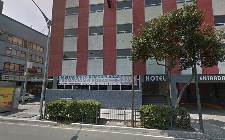 Arrestan a feminicida que asfixió a joven en hotel de Tlalpan