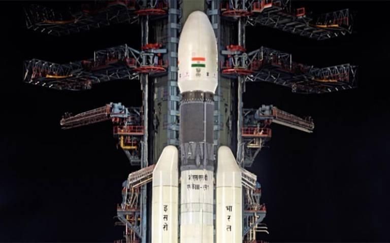 India anuncia nuevo intento de lanzamiento de su misión lunar
