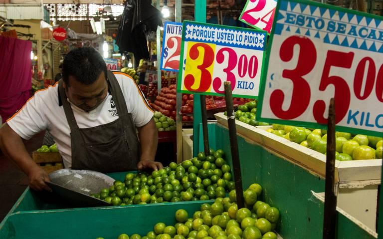 Inflación de junio se ubica en 3.95%, su segundo nivel más bajo en 2019
