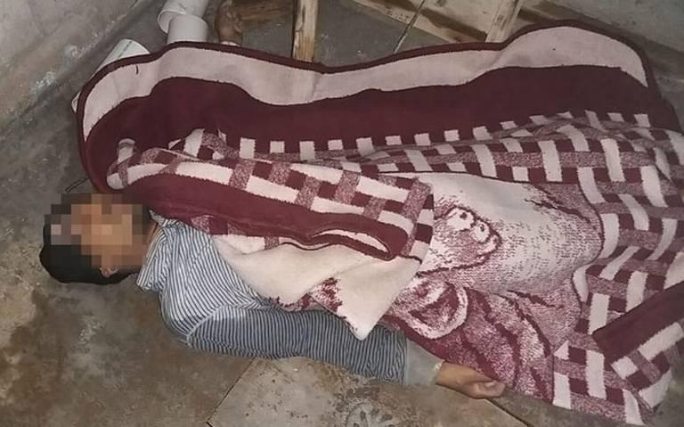Madre encuentra a su hijo suicidado dentro de su casa en los Reyes la Paz