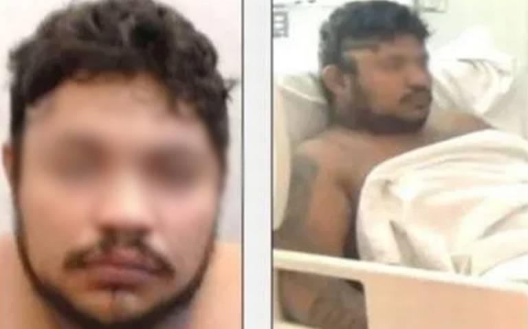 Se fuga presunto líder del CJNG de hospital en Oaxaca