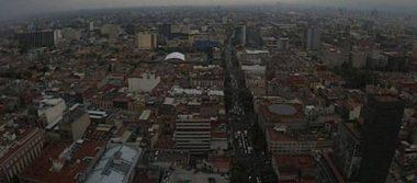 Nublados, lluvias y viento, lo que se espera para el Valle de México
