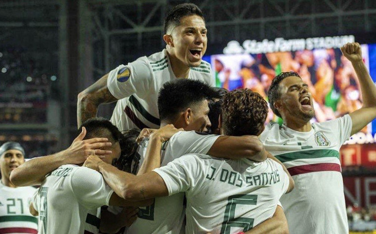 Sin brillo, México avanza a final de Copa Oro al vencer 1-0 a Haití