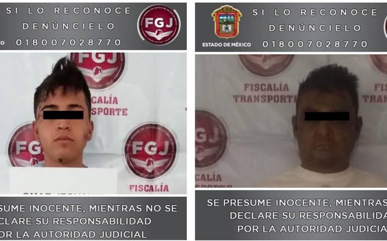 Ingresan al penal de Neza los responsables del asalto y muerte de siete personas en Edomex