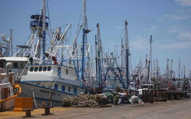 Les pega la crisis: Realizarán pescadores manifestación nacional