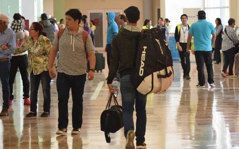 Repunta movimiento en Aeropuerto de Mazatlán por temporada vacacional de verano