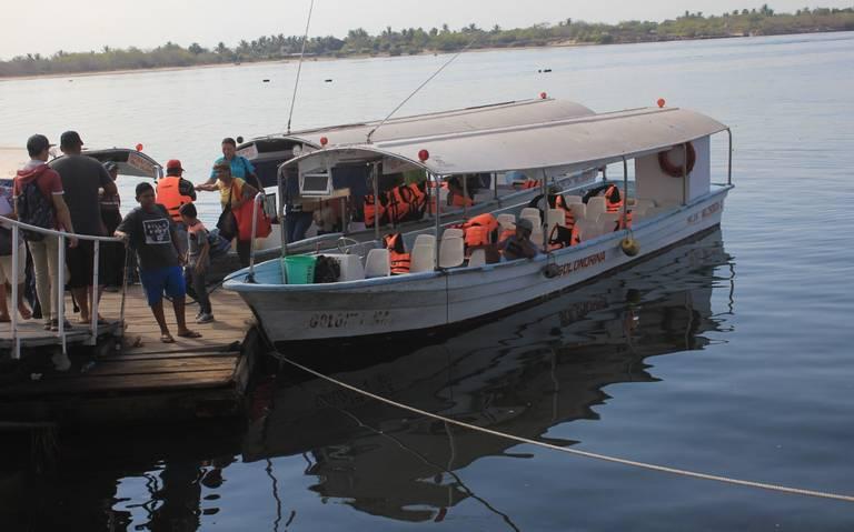 Esperan repunte: Va lento el arribo de turistas a la Isla de la Piedra
