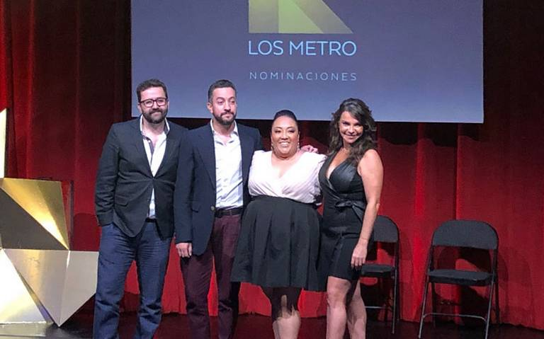 Musicales lideran los premios Metropolitanos