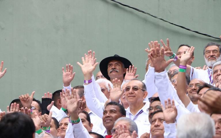 Hay en Veracruz autodefensas, asegura Mireles