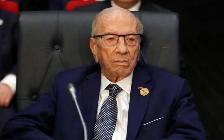 Muere Mohamed Béji Caid Essebsi, presidente de Túnez