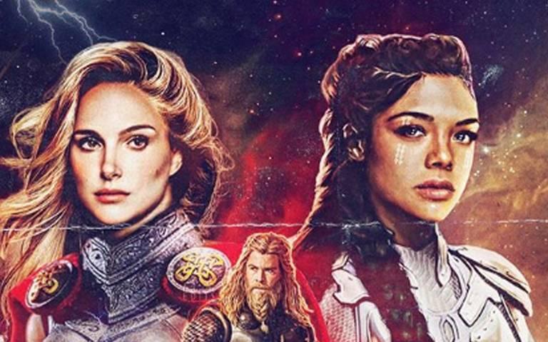 Así podría lucir Natalie Portman en Thor: Love and Thunder