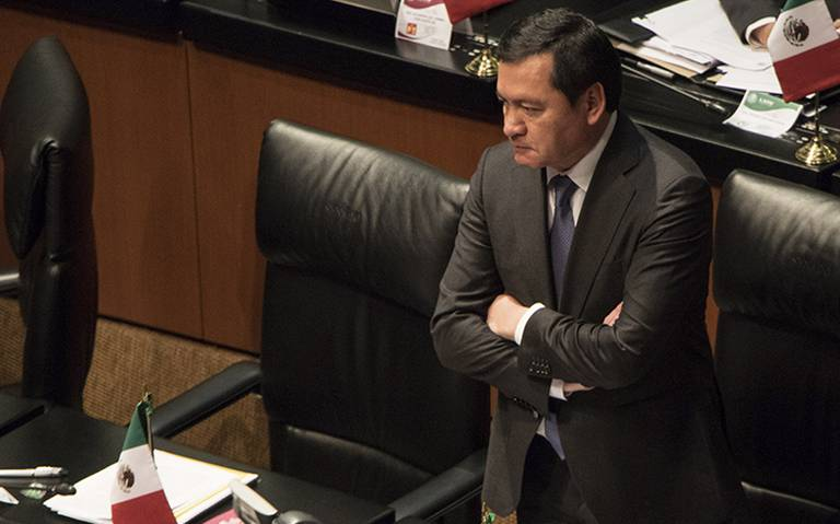 Osorio Chong niega haber pactado captura de Javier Duarte