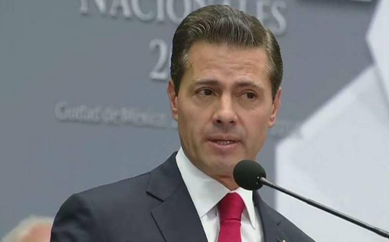 Admite Tribunal queja de Lozoya para citar a declarar a Peña Nieto