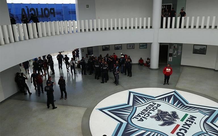 Serán 940 policías federales los que interpondrán amparo colectivo