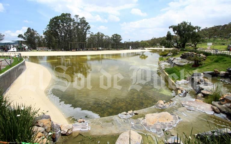 Fracasa Parque de Amalucan a un año de su inauguración