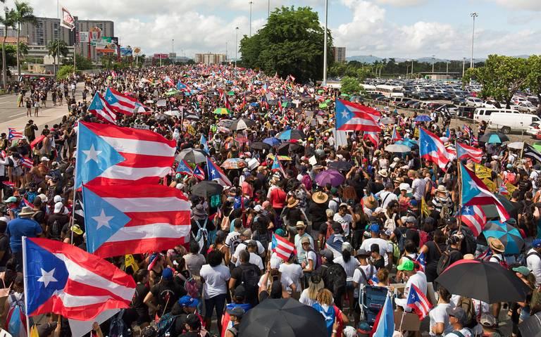"""Gobernador de Puerto Rico renunciaría el miércoles por escándalo """"Rickyleaks"""""""