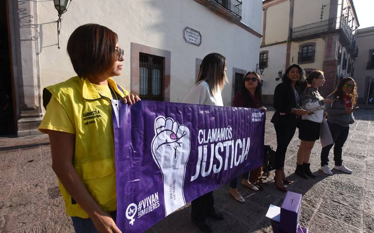Recabarán testimonios de violencia de género