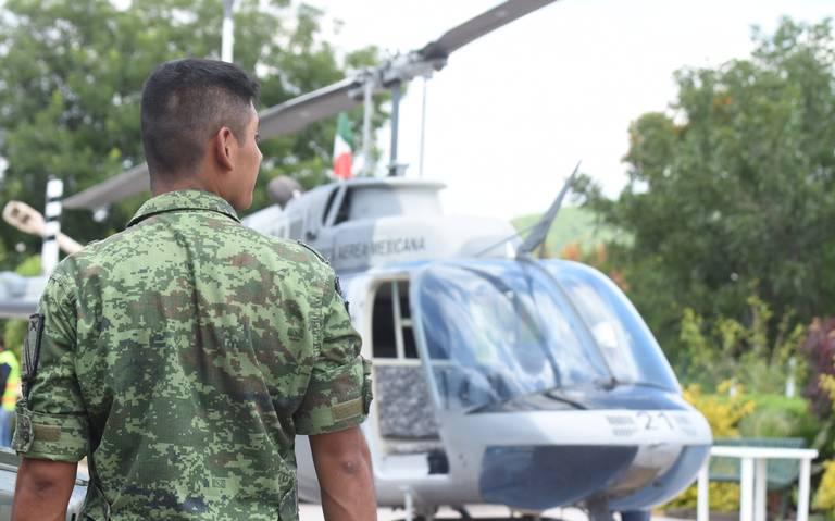 Ordena Domínguez sellar frontera con los más violentos