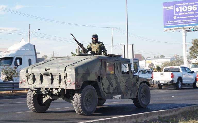 Solución de conflicto ayudará a operación de Guardia Nacional