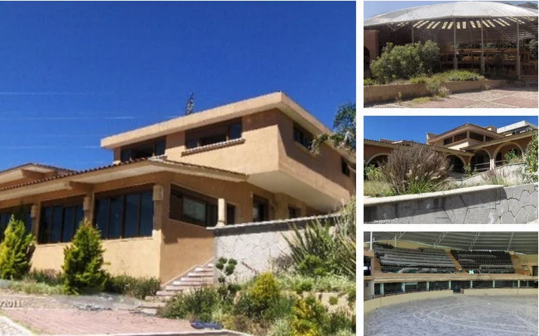 Rancho del narco en Naucalpan se convertirá en Escuela