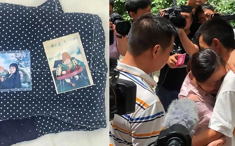 Con App de reconocimiento facial encuentran a su hijo secuestrado hace 20 años