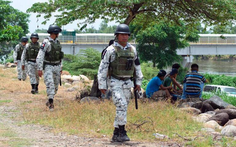 Obtendrá México apoyo internacional por crisis migratoria